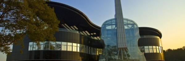 Casa Piano: uma arquitetura inovadora