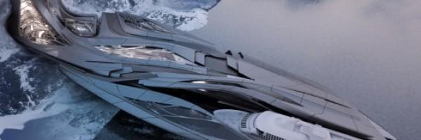 Projeto de Centro Científico na Antártida