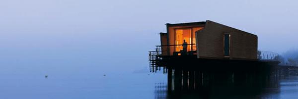 Hôtel Palafitte, um paraíso na Suíça