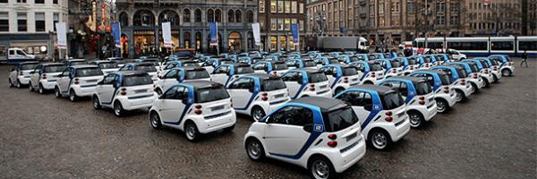Holanda aposta nos carros elétricos