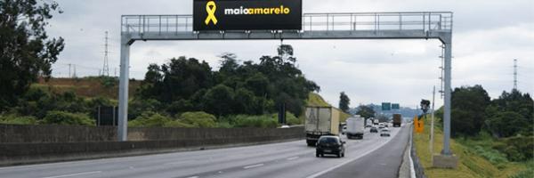 Conheça o Maio Amarelo e a luta pela vida no trânsito