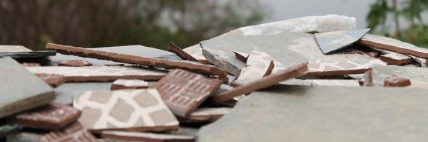 O reaproveitamento dos materiais na construção civil