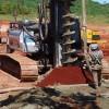 Principais tipos de inserção de estacas em fundações