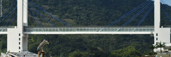 Conheça a participação da Geotesc na construção da Passarela da Barra
