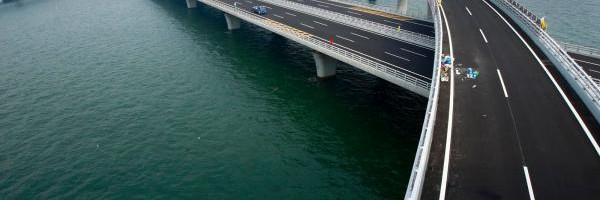 Conheça as 5 maiores pontes do mundo