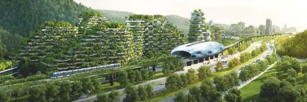 China terá primeira cidade 100% sustentável do planeta