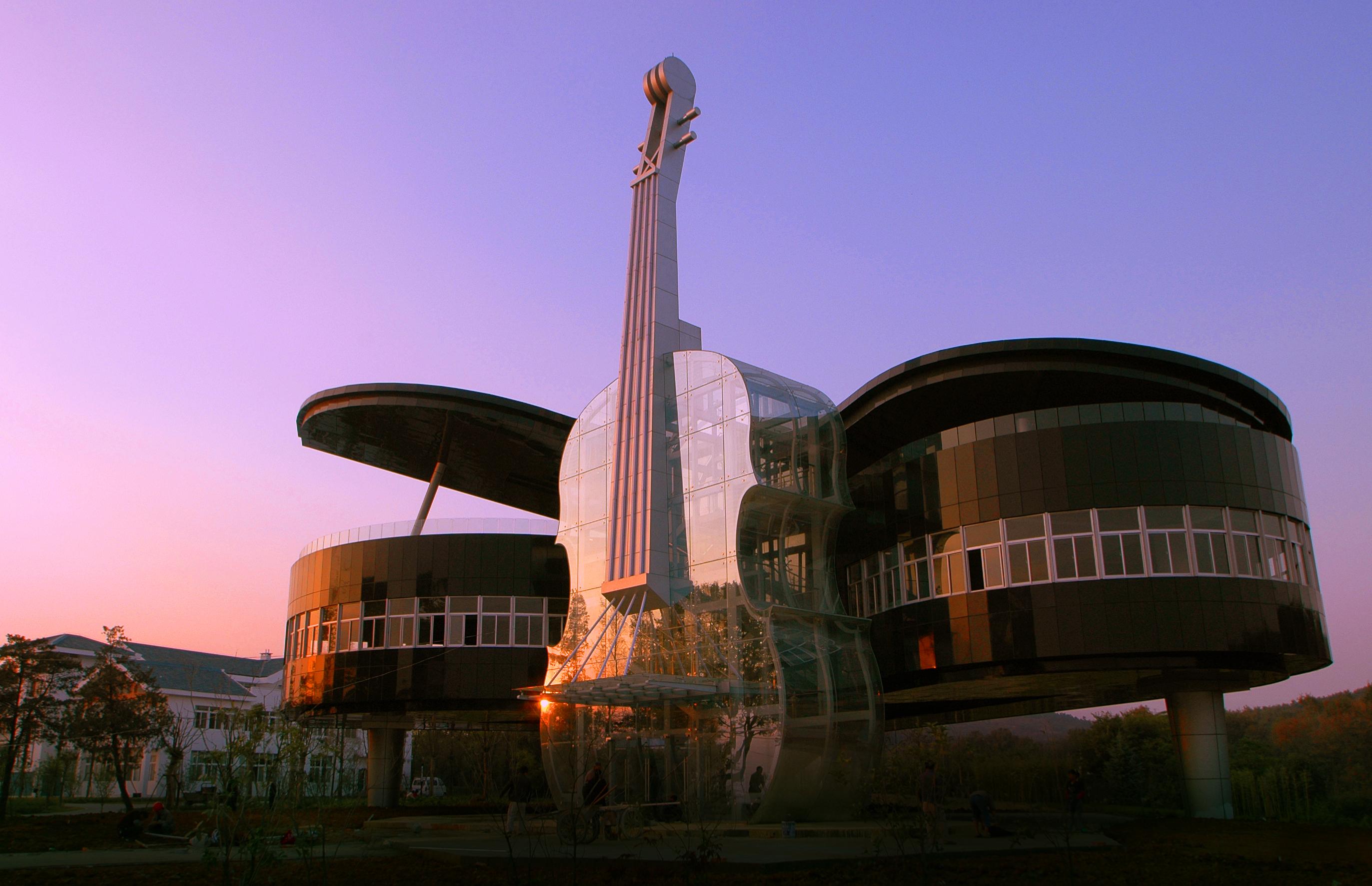 Pontos tur sticos chineses geotesc for Casa moderna 1 piano